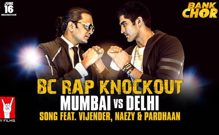 Vijender Singh Joins The Bankchors For A Rap Knockout