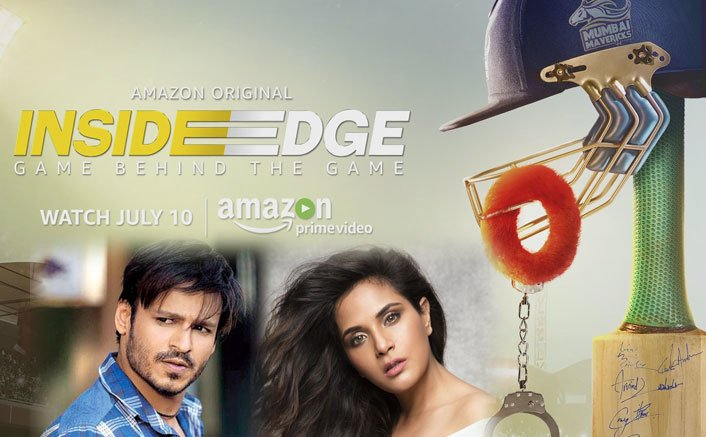 Vivek Oberoi & Richa Chadha Get Together For Excel's Inside Edge Series