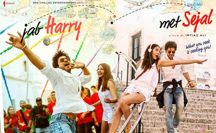 VOTE! Do You Like SRK & Anushka Sharma's Film Title Jab Harry Met Sejal?