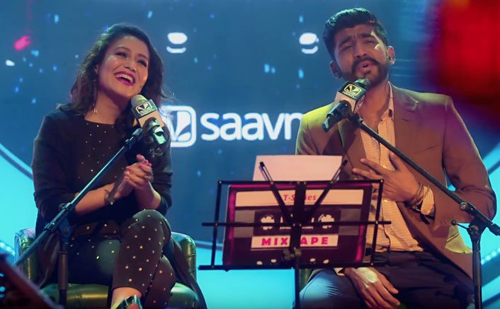 Watch Now – Neha Kakkar and Mohd Irfan create magic in the first episode of T-series Mixtape