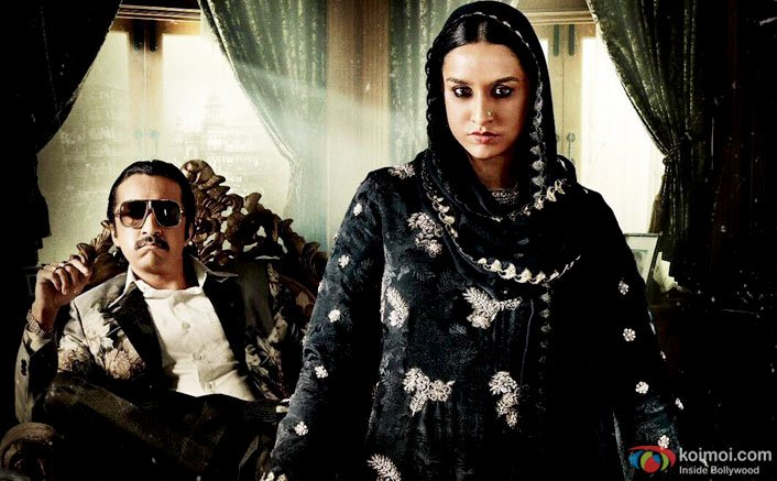 Haseena Parkar- Shraddha Kapoor & Siddhanth Kapoor
