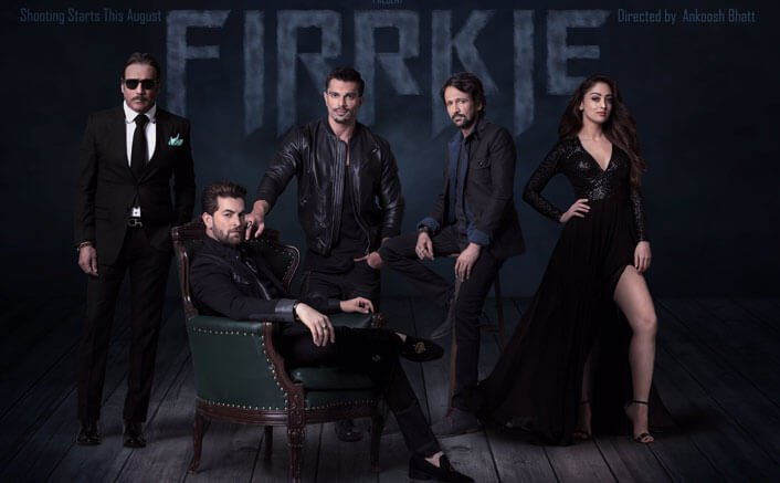 Here's the first look of Neil Nitin Mukesh's Firrkie