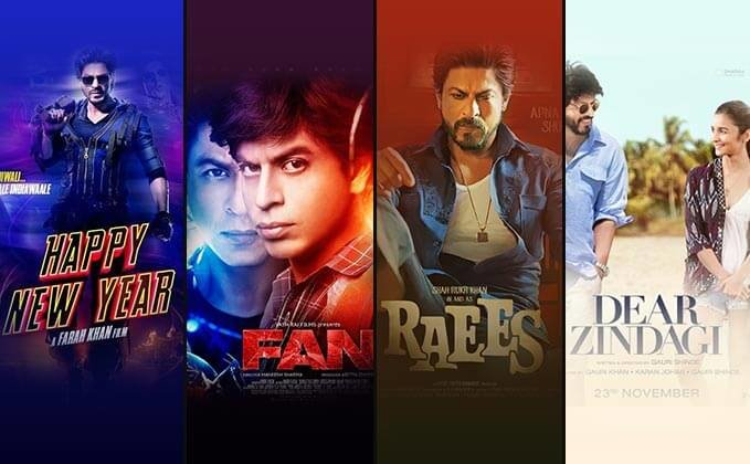 Here Are Shah Rukh Khan's Top 5 Highest Grossing Films Of 2014-2017