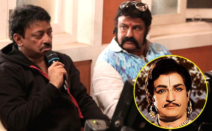 RGV confirms he will direct NTR biopic