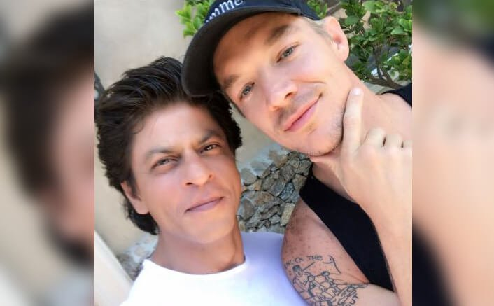 Shah Rukh collaborates with Grammy winner Diplo for Jab Harry met Sejal!