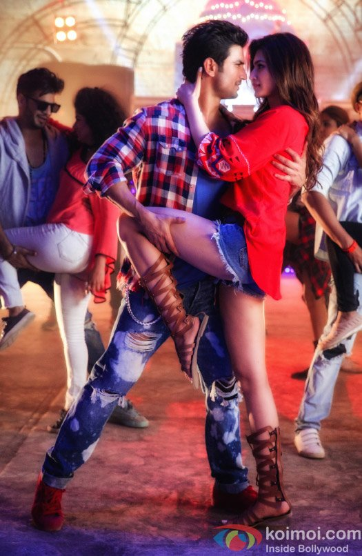 Sushant Singh Rajput – Kriti Sanon come together for T-Series single 'Paas Aao'