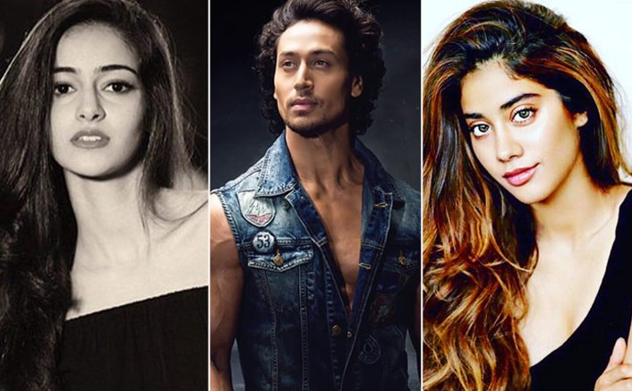 Tiger Shroff To Romance Jhanvi Kapoor & Chunky Pandey's daughter In Student Of The Year 2?