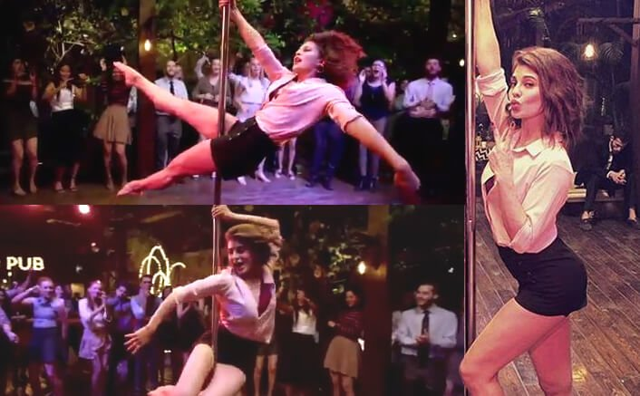 Watch Jacqueline woo us with her sexy Pole dance in the teaser of 'Chandralekha'