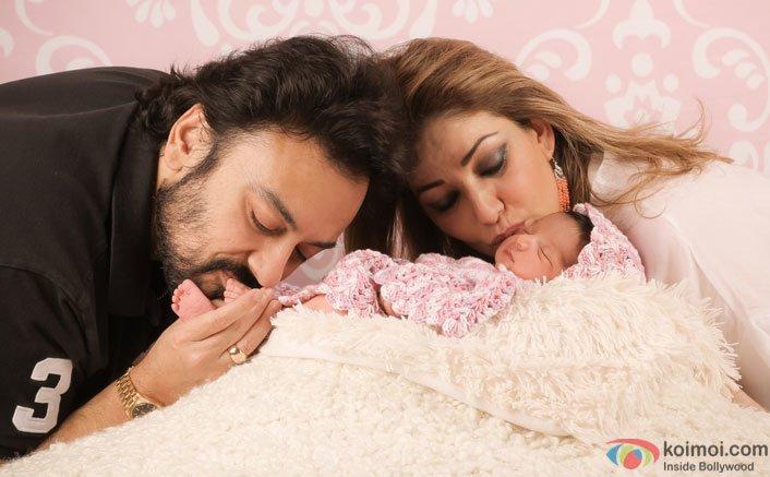 Adnan Sami Shares Photos Of His Daughter Medina And She Will Melt Your Heart!