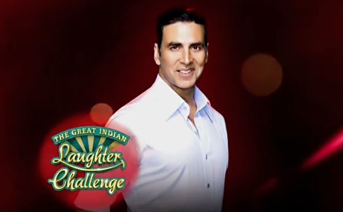 Akshay Kumar To Turn Judge For The Great Indian Laughter Challenge 5!