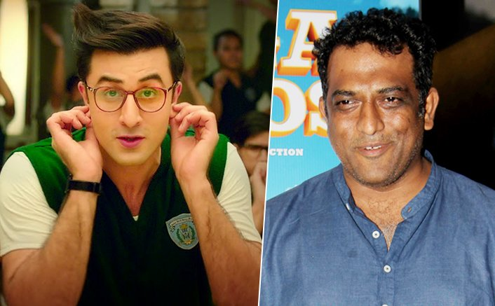 Anurag Basu explains the conception of Ranbir Kapoor as Jagga Jasoos