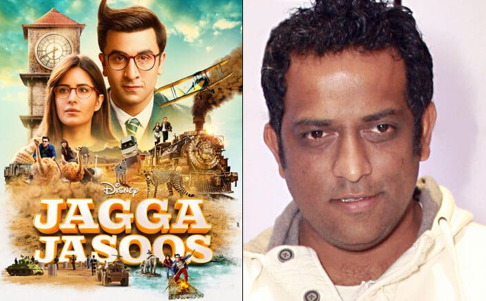 Anurag Basu Reacts To Criticism For Film Jagga Jasoos