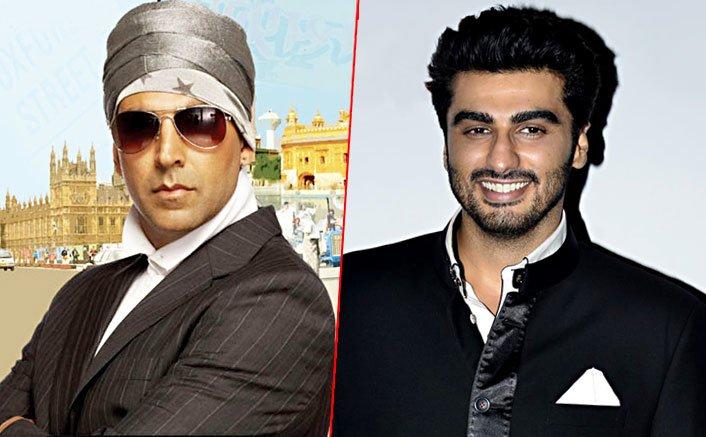 Arjun Kapoor Replaces Akshay Kumar in Namastey London