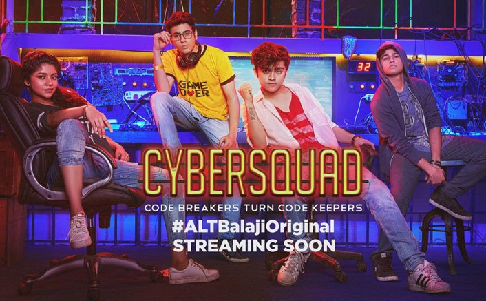 Attention hackers and trolls! ALTBalaji's Cybersquad is here!
