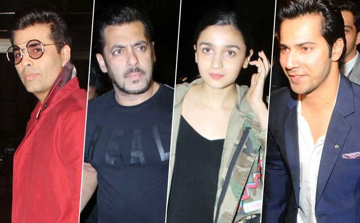B-Town Celebs Spotted At Mumbai Airport While Leaving For IIFA