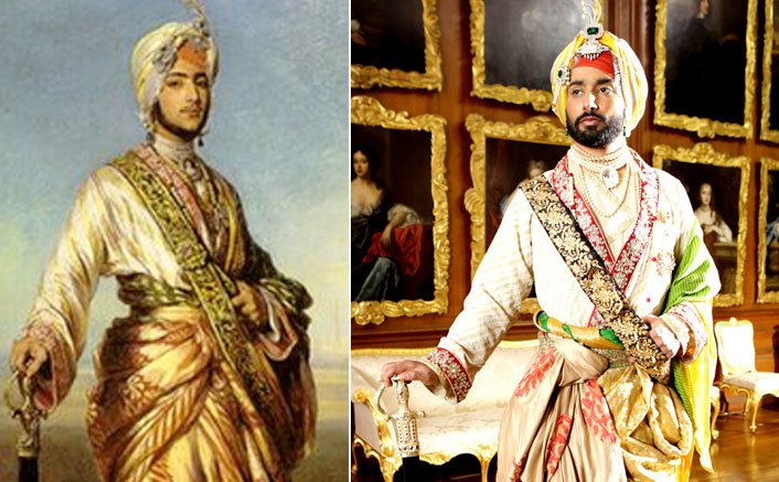 The Black Prince Corrects Historical Distortions about Maharaja Ranjit Singh's family