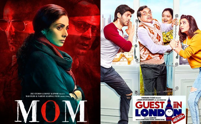 Box Office - Mom And Guest Iin London - Saturday Updates