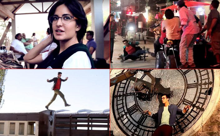 Check Out the Behind-The-Scenes Video from Jagga Jasoos