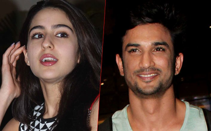 Sara Ali Khan's Bollywood Debut Is Finally Confirmed! To Star Opposite Sushant Singh Rajput In Kedarnath