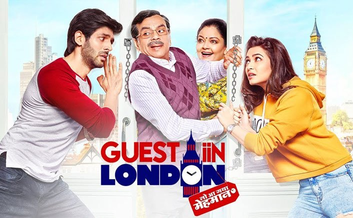 Guest iin London Review