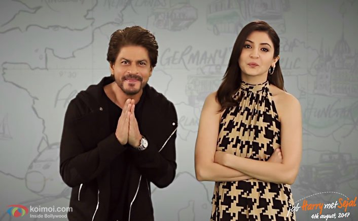 Harry & Sejal Are Up For A Rapid Fire In This Video From Harry Met Sejal