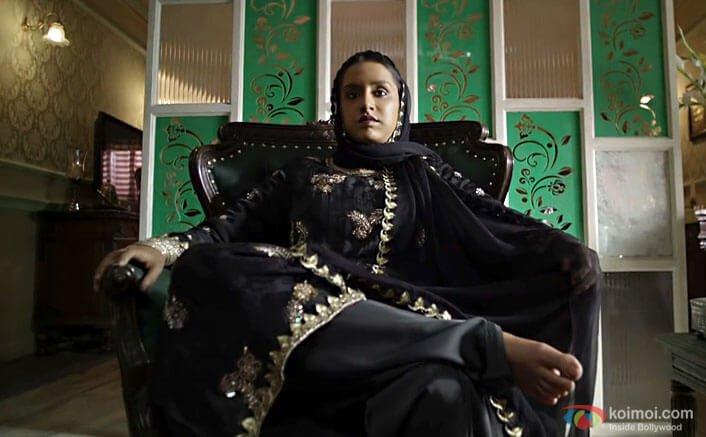 Haseena Parkar Official Trailer | Shraddha Kapoor
