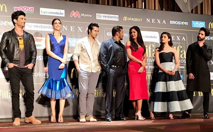 IIFA begins in New York, Bollywood brigade gets warm welcome