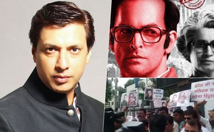 Indu Sarkar-Congress Controversy Heats Up! Madhur Bhandarkar Cancels Press Conference