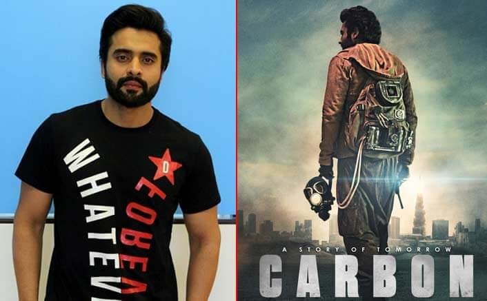 Jackky Bhagnani Says Carbon Is The First Hindi Sci-Fi Short Film