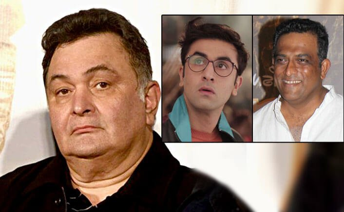 """Jagga Jasoos, Anurag Basu's film was as messy as my pronunciation"""" - Rishi Kapoor"""