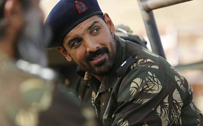 John Abraham bravely shot in a sandstorm in Jaisalmer for Parmanu:The Story of Pokhran! 2nd shooting schedule starts on 17th July!