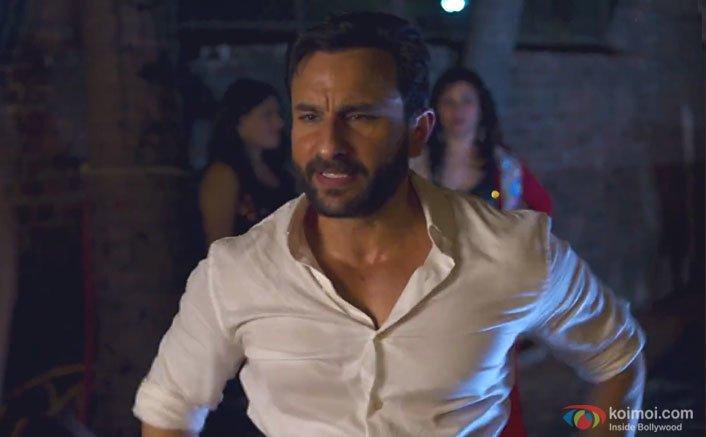 Teaser Of Saif Ali Khan's Upcoming Film Kaalakaandi is Out !