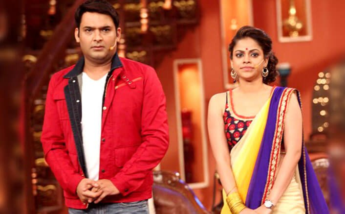 The Kapil Sharma Show's Falling TRP Affecting Kapil's Health, Says Sumona Chakravarti