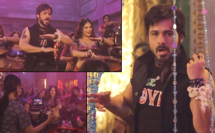 Making Of Sunny Leone, Emraan Hashmi's Piya More Is As Hot As The Song