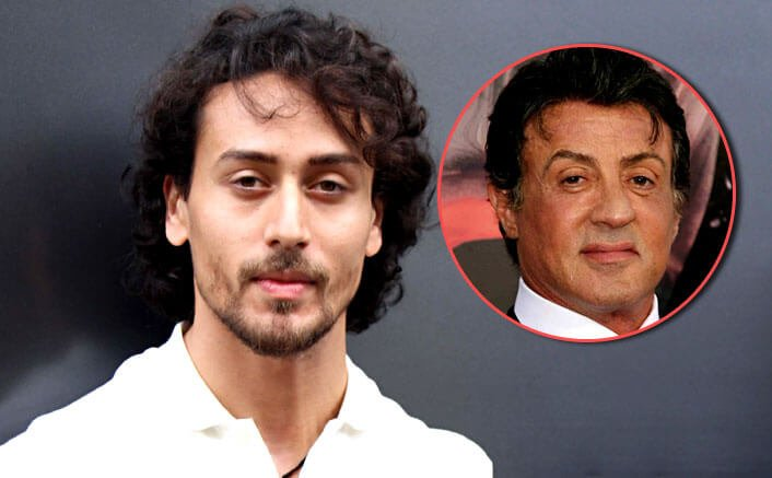 Meeting Stallone will be dream come true: Tiger Shroff