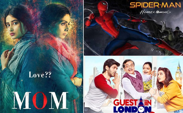 Mom, Guest Iin London & Spider-Man: Homecoming Box Office