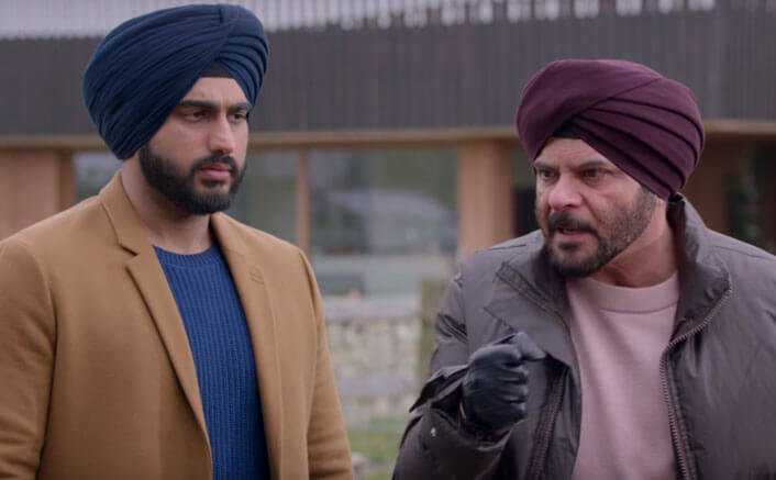 Box Office - Mubarakan shows good hold, all set to enter Top-10 Week One of 2017