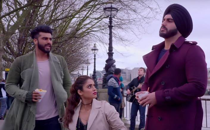 Mubarakan Box Office