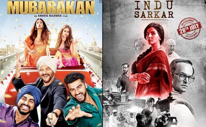 Mubarakan expected to bring family audiences in, Indu Sarkar for those looking at realistic hard hitting cinema
