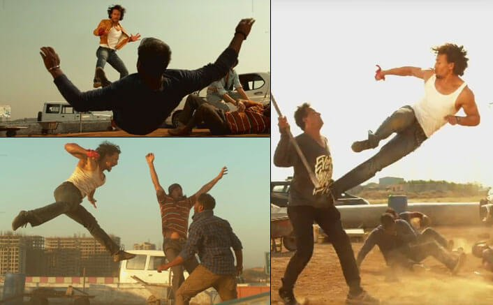 You Think You've Seen The Best Of Tiger Shroff's Action? Watch This Making Video Of Munna Michael