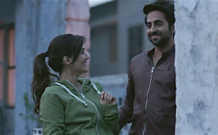 Witness The Old School Love With Ayushmann & Kriti In Nazm Nazm From Bareilly Ki Barfi