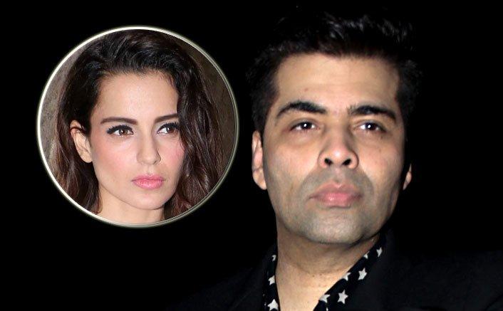 Nepotism rocks: Karan Johar gets back at Kangana again