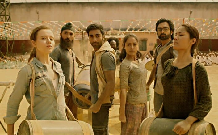 New Song ' I Am India' From Adar Jain And Anya Singh Starrer Qaidi Band is OUT!