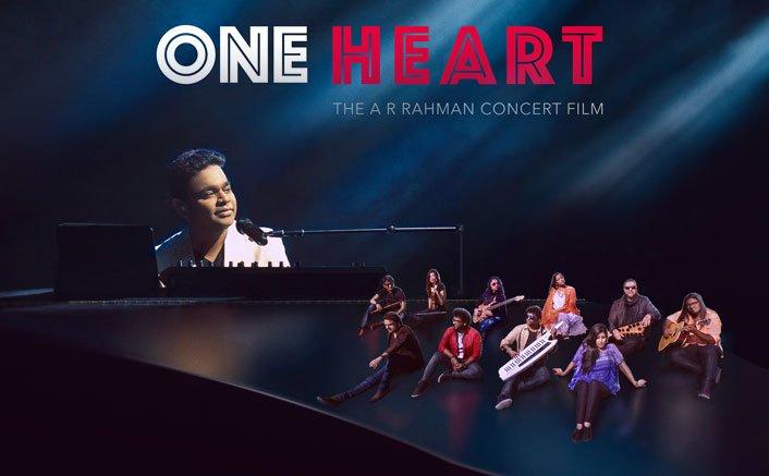 One Heart: The AR Rahman Concert Film Releases Worldwide On August 25