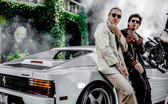 Pay up to be among the first to hear DJ Diplo's song for SRK