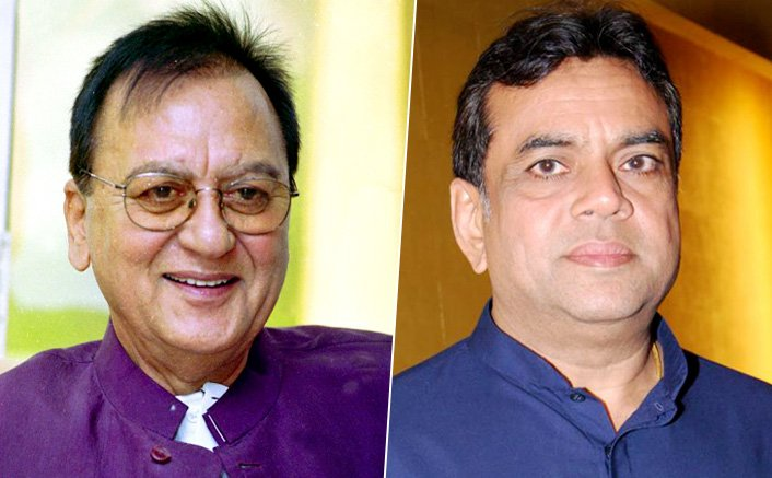 Playing Sunil Dutt on screen was gratifying: Paresh Rawal