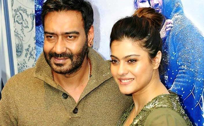 Ajay much better than me at pampering kids, Kajol