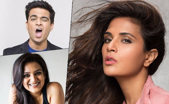 Richa Chadha to debut on Television with Queens of Comedy