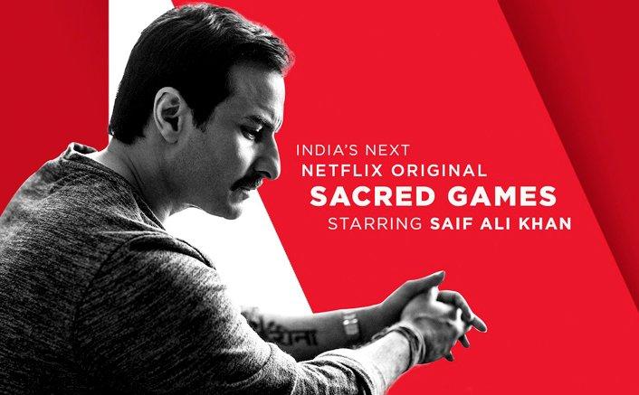 Saif Ali Khan to star in Netflix series 'Sacred Games'