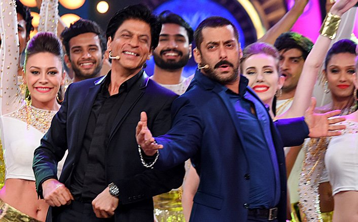 Will Salman Khan Be Seen In A Dance Number In Shah Rukh Khan's Dwarf Film?